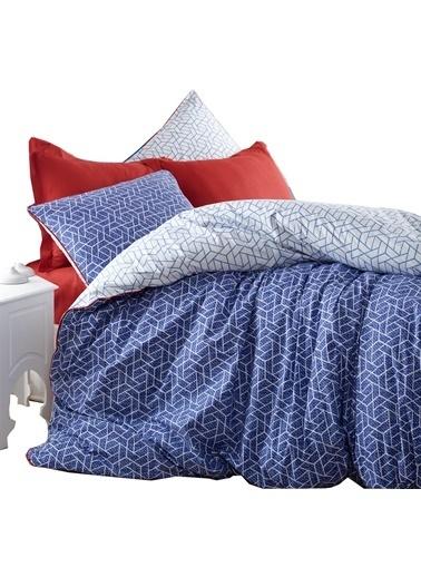 Cotton Box Minimal Tek Kisilik Nevresim Takımı  %100 Pamuk Pave Renkli